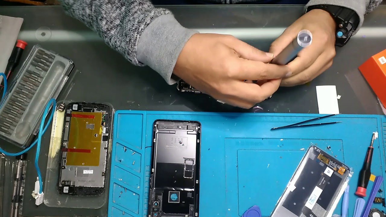 Download Troca de tela sem frame ou moldura em Xiaomi redmi note 5 part 1