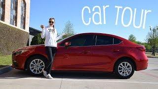 My Car Tour 2018! Mazda 3