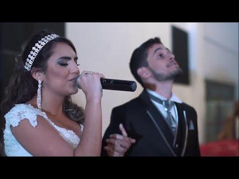 Noiva Cantando Santo Espirito - Débora Reis e Lucas Lamela