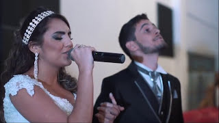 Download lagu Noiva Cantando Santo Espirito Débora Reis e Lucas Lamela MP3