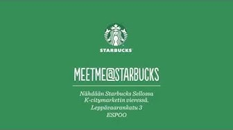 Starbucks - K-Citymarket Espoo Sello