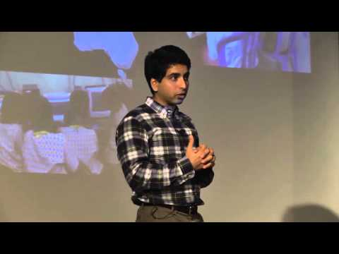 Salman Khan, Founder of the Khan Academy