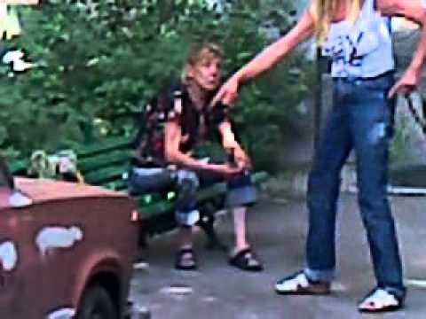 драки пьяных баб видео приколы смотреть бесплатно