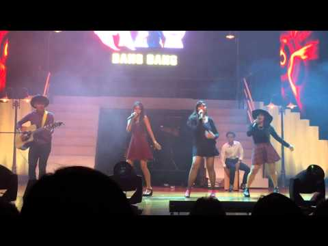 Vocal Xchange 2014 Hollywood Edition West Unplugged (Bang B