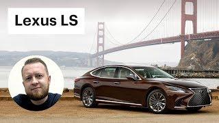 Лексус, ты просто космос! Lexus LS – обзор и тест-драйв / Лексус ЛС 2018