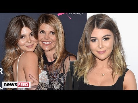 Olivia Jade KNEW Of Parent's Plan To Get Her Into College! thumbnail