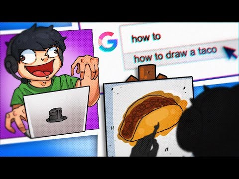 NOGLA DOESN'T REMEMBER HOW TO DRAW *THIS* - Skribblio Funny Moments