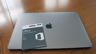 MICROSOFT OFFICE INSTALL ON MAC