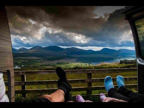 Škotska! Eno boljših potovanj z avtodomom | vlog HappyFeet