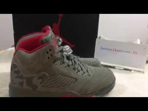 b3b0222e0472 Bape X Air Jordan 5 Retro Trophy Room IG jennyloop2012 - YouTube
