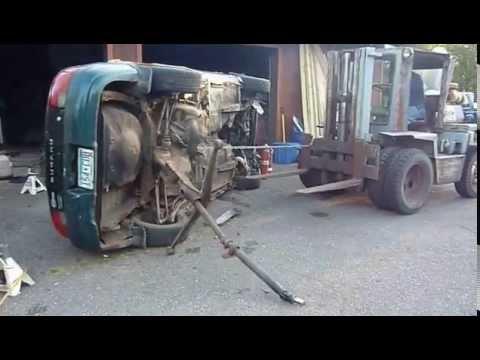 How To Remove A Subaru Gas Tank Youtube