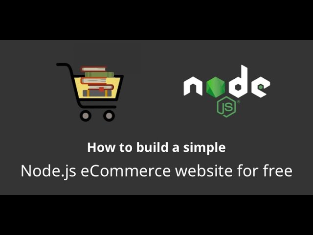 NodeJS / Express / MongoDB - Build a Shopping Cart - #40 Display product details