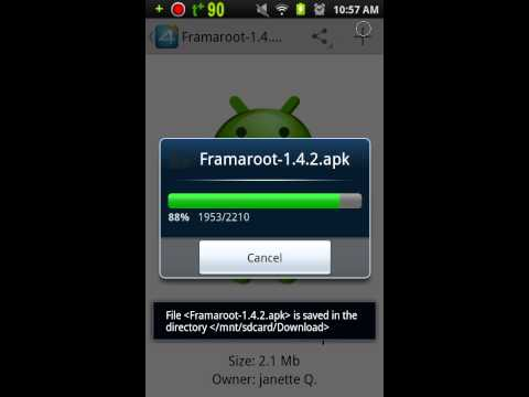 How to root samsung galaxy player 5.0 no computer