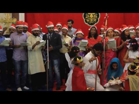 Christmas Carols 2016 | St.marys Prayer Group Part 1.