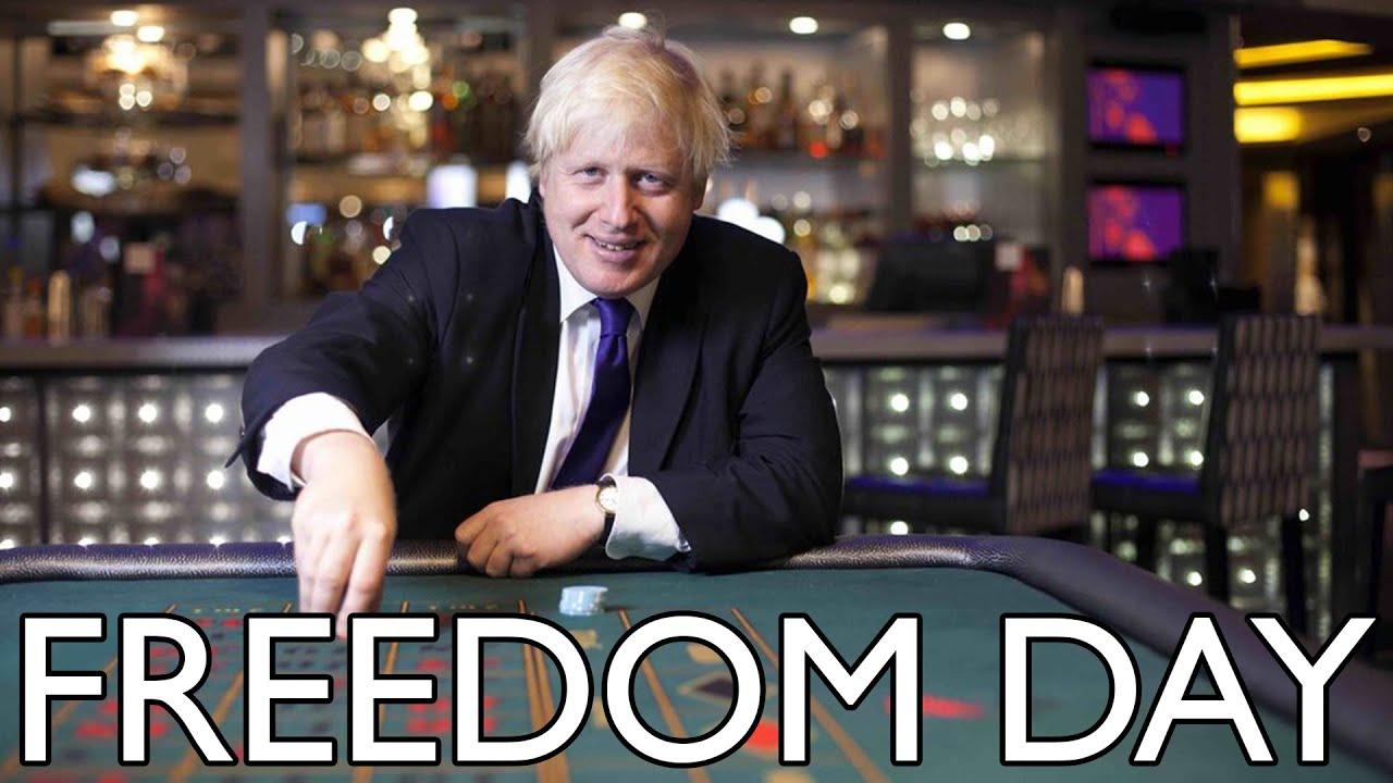 Freedom Day: Boris Johnson's Reckless Experiment   Professor John Ashton