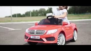 Детский автомобиль Sundays BMW 5 BJ835 видео