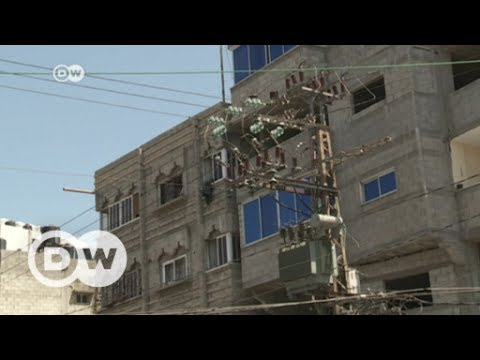 Gaza power crisis deepens | DW English