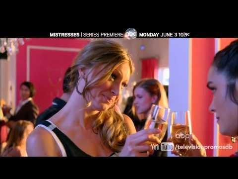 Mistresses (ABC) Series Premiere Promo