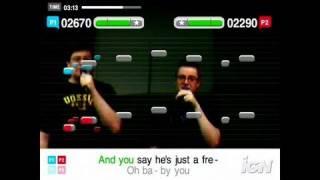 SingStar Legends PlayStation 2 Gameplay - The