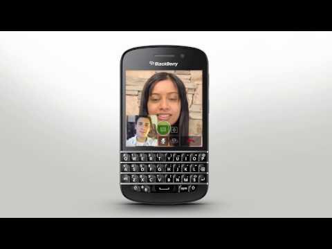 Making Blackberry Q10