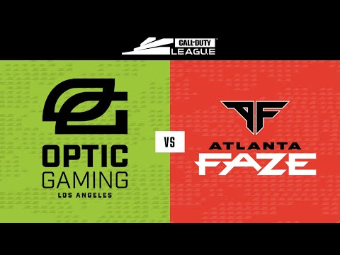 Semi-Final B | OpTic Gaming LA vs Atlanta FaZe | Toronto Ultra Home Series | Day 3