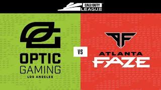 Semi-Final B | OpTic Gaming LA vs Atlanta FaZe | Toronto Ultra Home Series | Day 3