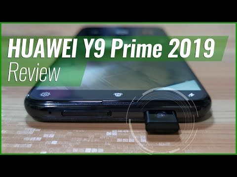 Huawei Y9 Prime 2019 Review (PH)