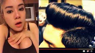Best Hairstyle For Men 2017 | india | High Volume Quiff | Disconnected Undercut