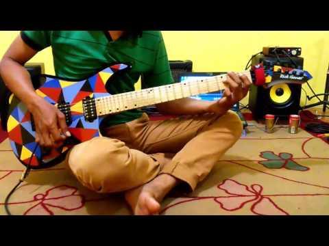 ELLA - Berlayar Tak Bertepian (guitar Cover)