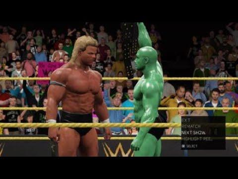 WRF NXT second season