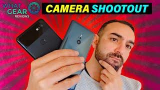 Baixar Sony Xperia XZ3 Vs Google Pixel 3 XL - Camera Comparison 2019