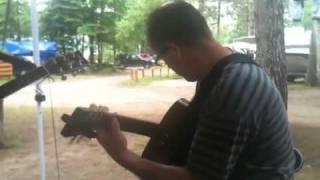 mr saxo guitar style