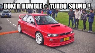 Subaru Boxer Sound Compilation