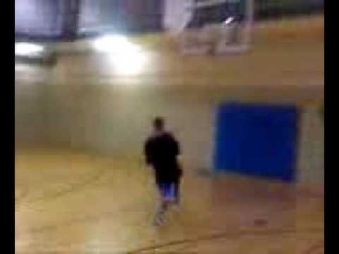 reputable site 12671 ea13a Chucky dunking. - YouTube