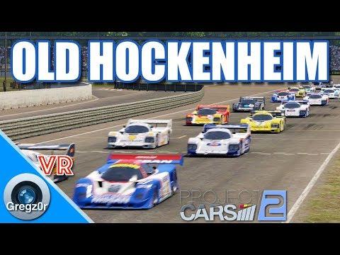 [VR] Group C Monsters Blasting through Old Hockenheim. 🇩🇪