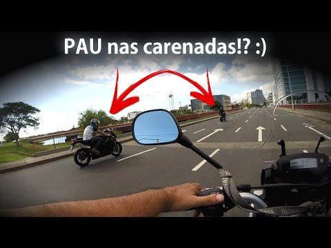 XJ6 do Renato Garcia que NÃO tunei! Porque escolhi Trails e PAU na GSX-R e CBR!? ;) | Spit de Ténéré