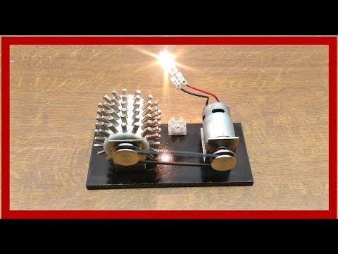 Freie Energie Magnetmotor! Nur so geht's!