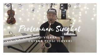 Pertemuan Singkat - Viera ( cover saxophone )