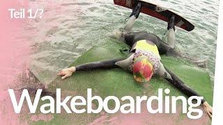 Wakeboarden lernen – Fynn will zum Wake The Line |Kliemannsland