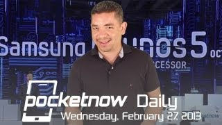 Galaxy S IV Processor Revealed, Samsung Wallet App, Windows Phone Future & More - Pocketnow Daily
