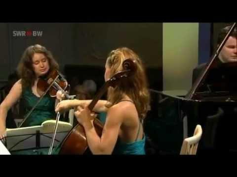 """Beethoven: Trio op.70 n.1 """"Ghost Trio"""" - Kopatchinskaja, Gabetta, Sigfridsson"""
