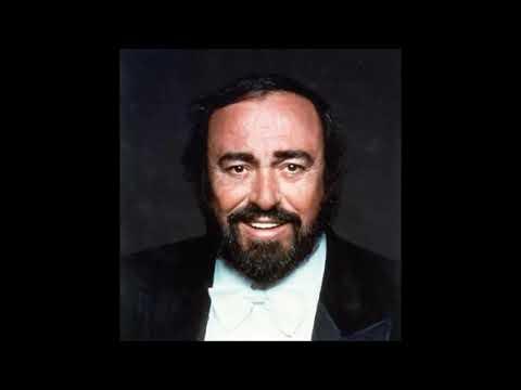 Luciano Pavarotti - Caro mio ben (Giordani)
