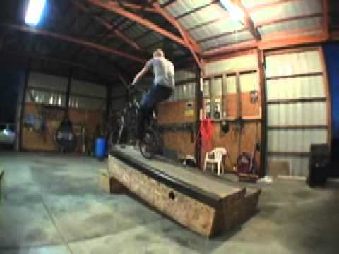 """Karl Hinkley Freestyle BMX """"Missing in Action"""""""