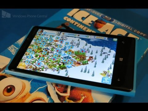 Ice Age Village: Xbox Windows Phone 8 Review