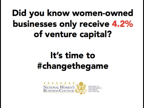 Spreading the Wealth: Getting Venture Capital to Women