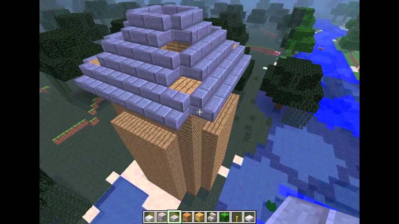 tuto minecraft construire un moulin vent youtube. Black Bedroom Furniture Sets. Home Design Ideas