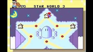 Super Mario World: Super Mario Advance 2- Game Boy Advance FULL RUN (Part 6)
