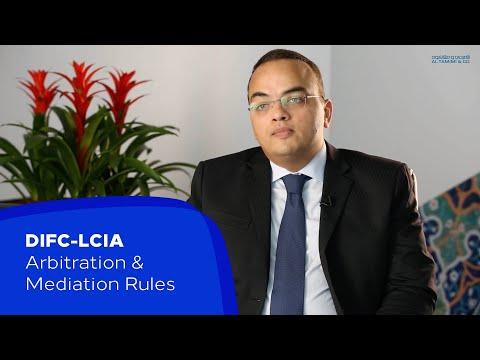DIFC-LCIA Arbitration and Mediation Rules - Arabic