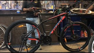 GIANT TALON 3 UNBOXING AND SETUP | GIANT BICYCLES | COLOUR GARAGE | 2018 |