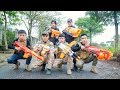 NERF WAR MASTER: Special S.W.A.T Nerf Guns Mafia Group Spies Rescue Girl Love